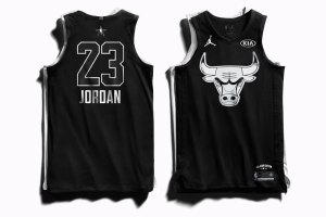 2018 Jordan Brand NBA All-Star Uniforms