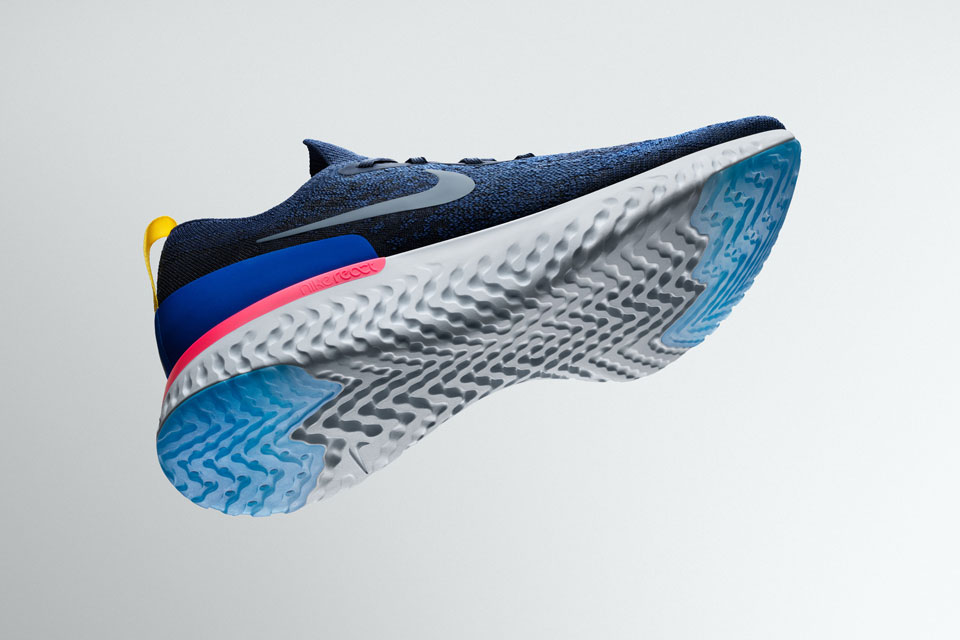 4afde2801c7b Nike Unveils All-New Epic React Flyknit