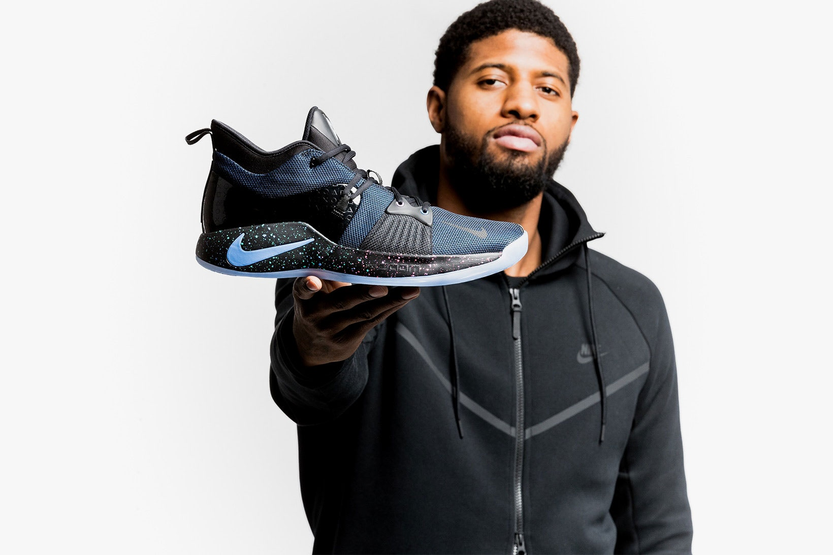 557f00eae334 Nike Unveils Paul George s Second Signature Sneaker  the PG2