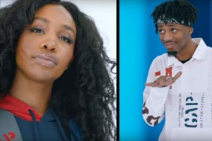 SZA, Metro Boomin GAP Logo Remix Collection