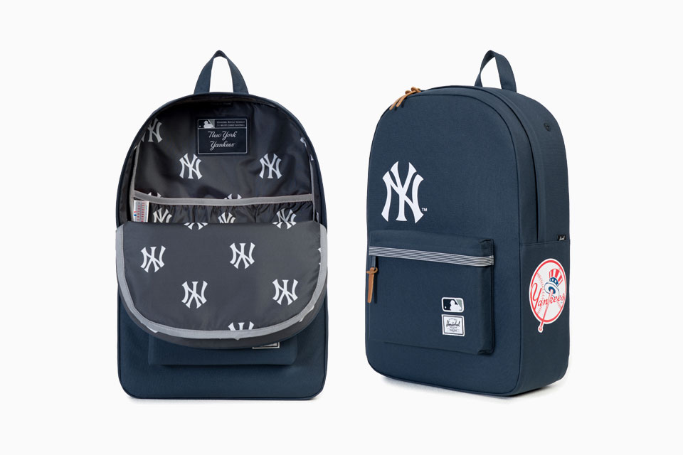 2cb24e62038 Herschel Supply Drops Full Collection With MLB