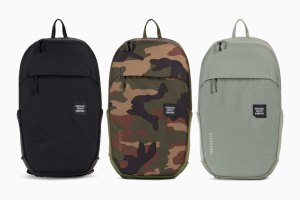 Herschel Supply Trail Sailcloth Collection