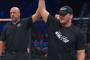 Matt Mitrione Takes Decision Over Roy Nelson