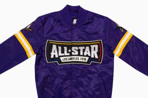 Starter x James Worthy x Dominique Wilkins All-Star Collection