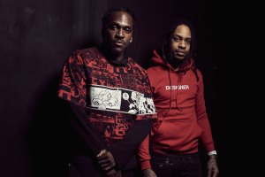 Valee and Pusha T