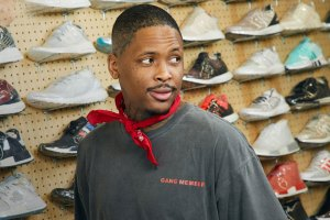 YG Sneaker Shopping at Flight Club