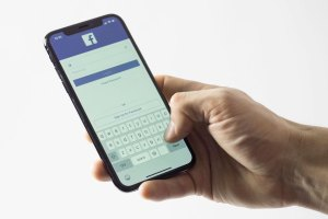 Facebook on your iPhone
