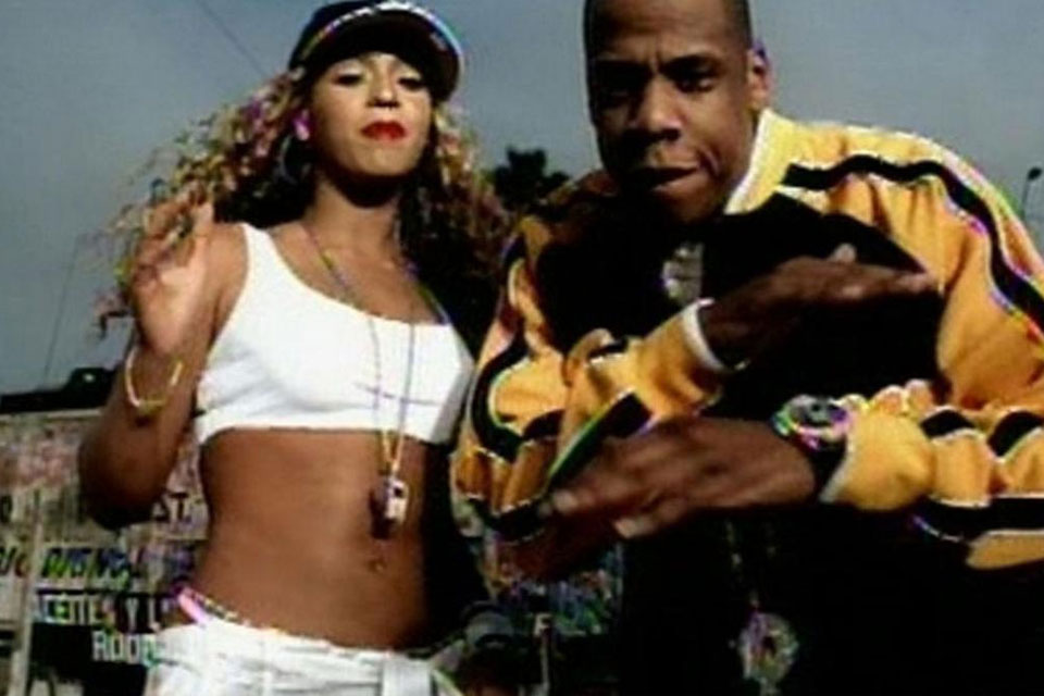 Jay-Z and Beyonce