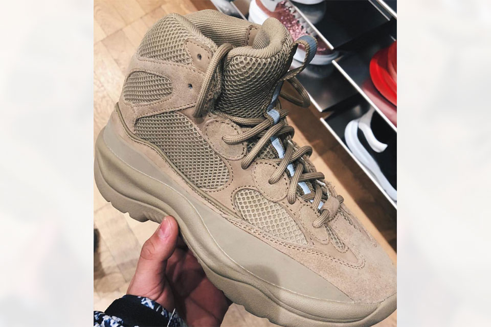 f205266254045 First Look at the YEEZY Season 6 Construction Boot