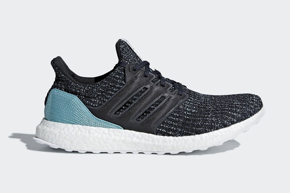 best service 60bea ea115 Adidas x Parley Partner Again for