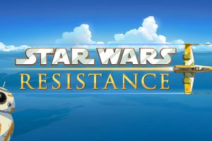Star Wars Resistance Animated Series
