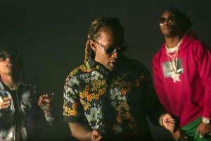 Ty Dolla $ign Future Don't Judge Me Video