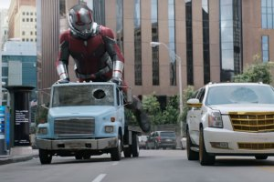 Ant-Man & The Wasp official trailer