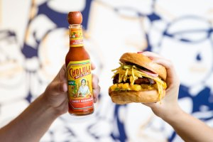 Cholula Hot Sauce x Umami Burger