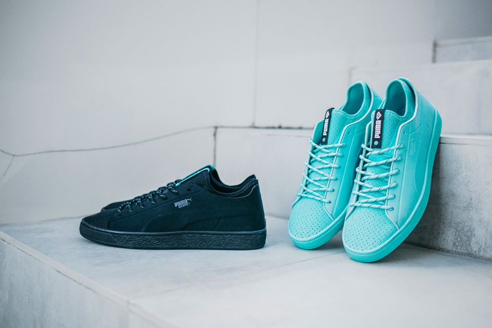 PUMA & Diamond Supply Co. Link For Second Collaboration