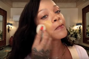 Rihanna Fenty makeup tutorial