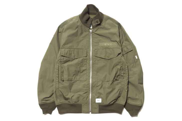 See WTAPS' Full Spring/Summer 2018 Collection