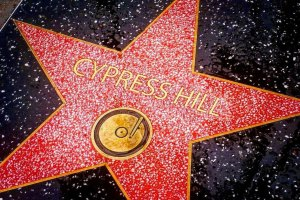 Cypress Hill - Hollywood Walk of Fame