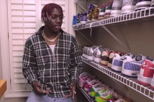 Lil Yachty Sneaker Collection