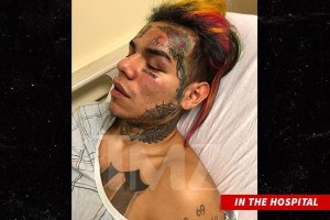 6ix9ine robbed in NYC