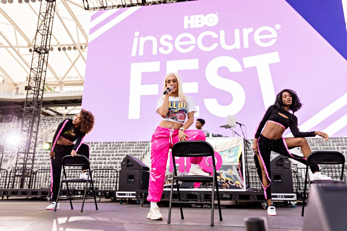 HBO Insecure Fest