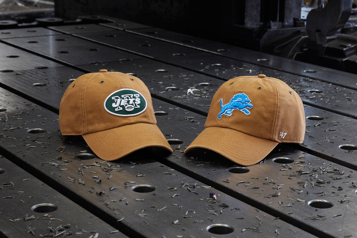 36005acdfe3 Carhartt x  47 2018 NFL Collection