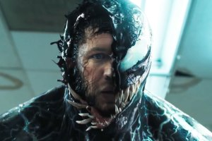 Venom as Tom Hardy