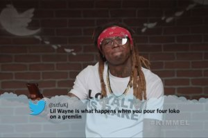 Jimmy Kimmel's Mean Tweets (Hip-Hop Edition)