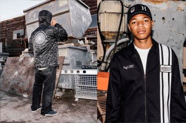 HUF x Spitfire collection