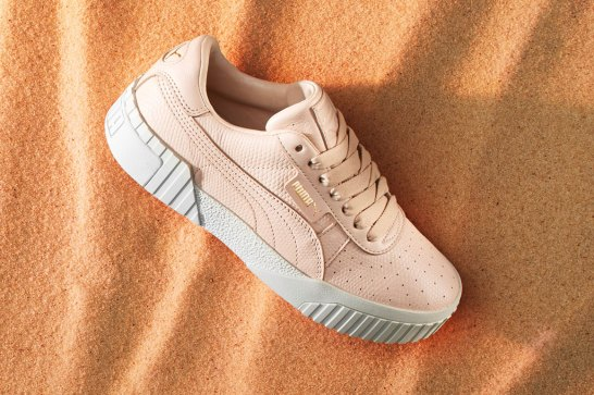 PUMA Introduces New Women's Style: the CALI