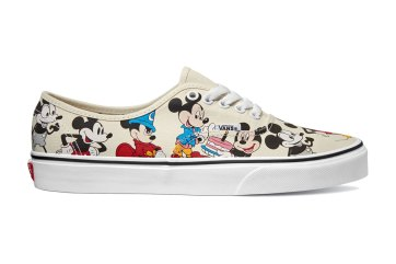 Vans x Mickey Mouse'