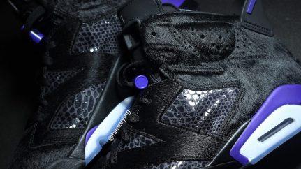 """Social Status x Air Jordan VI """"Black Cat"""""""