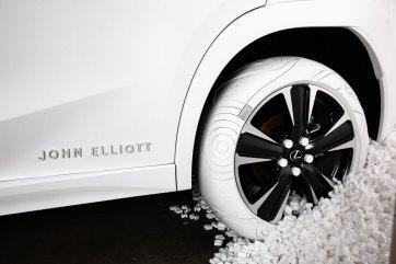 Lexus x John Elliott