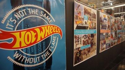 Hot Wheels HQ tour
