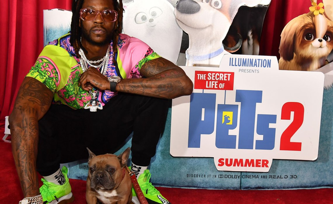 2 Chainz - The Secret Life of Pets 2