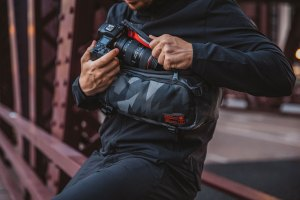 HEX Glacier Series DSLR Bag Collection