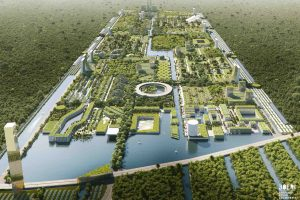 Smart Forest City Cancun