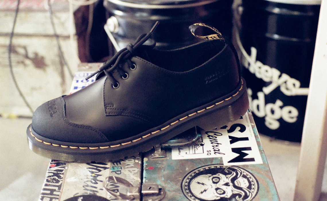 Dr. Martens x Bodega 1461 Smooth