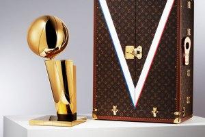 NBA Louis Vuitton Trunk
