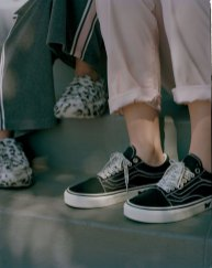 Vans x Sandy Liang collection