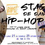 Stage de Hip-Hop
