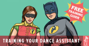 Training Your Dance Assistant