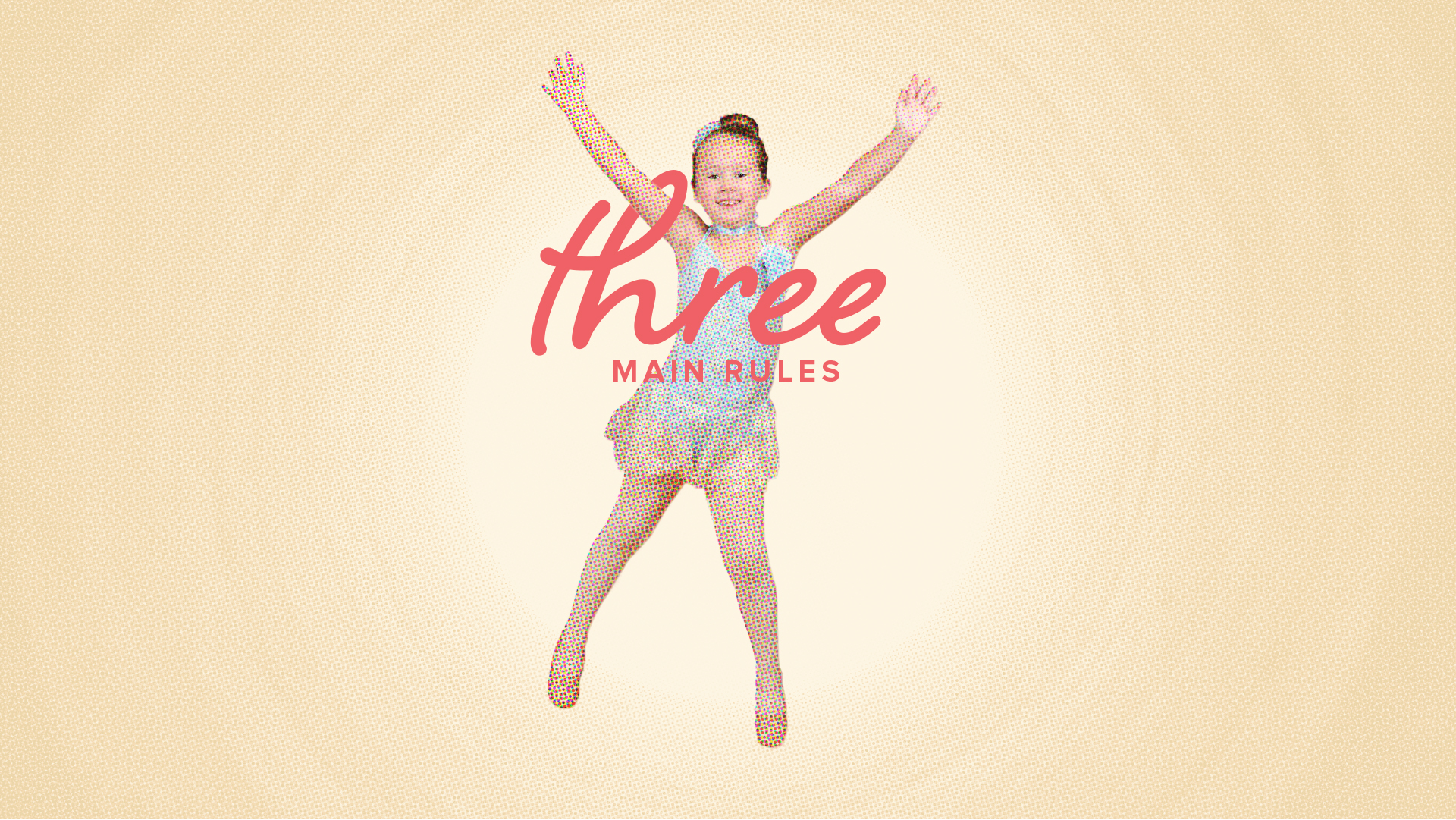 Three Main Rules for Jumping