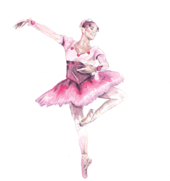 ballet clipart [ 816 x 1068 Pixel ]