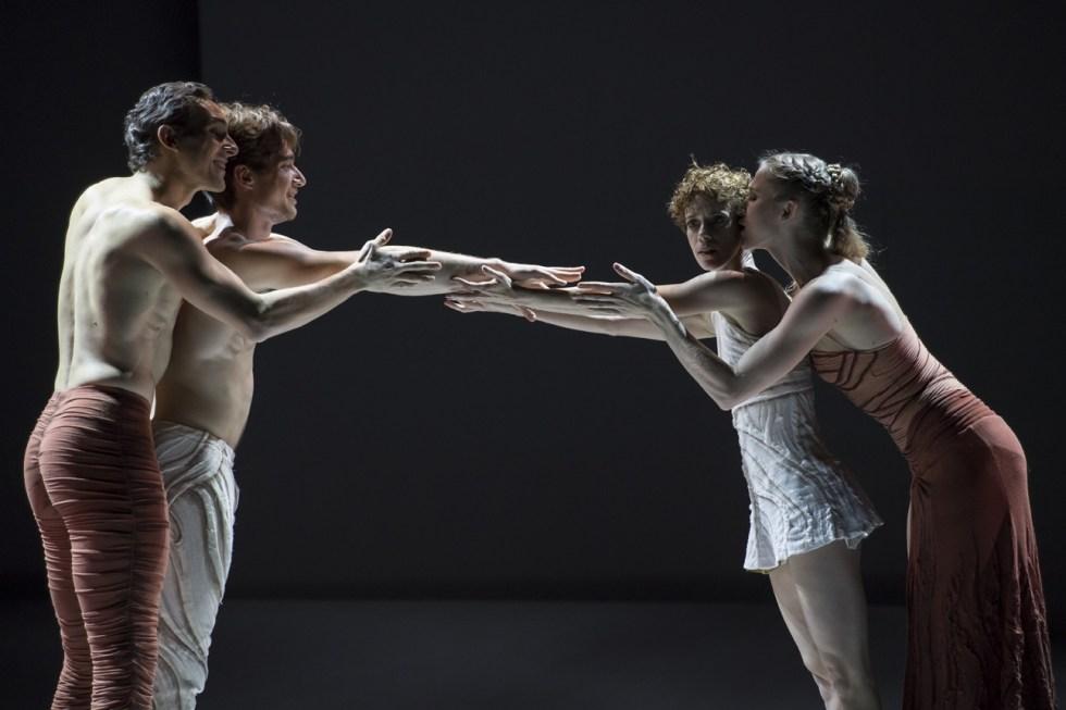Daphnis et Chloé Maillot