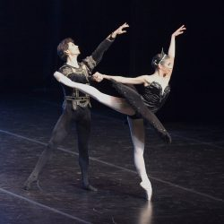 ballettoandfriends Carolina Boscan und Cesar Morales