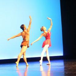 ballettoandfriends Lisa Breuker und Takanori Mima