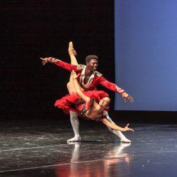 ballettoandfriends Carolina Boscan und Brooklyn Mack