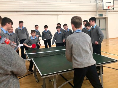 Ping Pong Tournament (Medium)