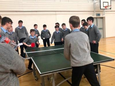 Ping Pong Tournament (Medium)